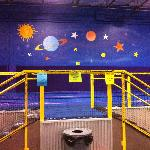 Cosmic Jump Trampoline Entertainment Center Foto