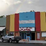 Ute-Topia Restaurant and Movie Theater