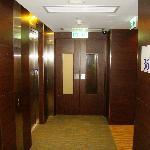 HIE HKG Soho - corridor