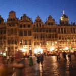 View of La Grand Place