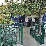 Side view of Stari Kotac