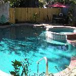 pool at Inn