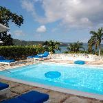 Villa 13 pool