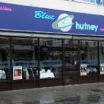Blue Chutney by day