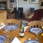 Kirkland Lodge Dining and Lounge areas