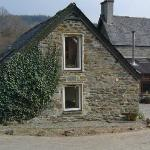 Stable Cottage Gable end