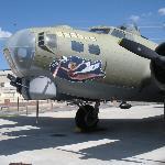 aircraft at museum