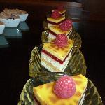 Club Lounge Desserts