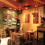 Artisan Coffee Bistro Interior