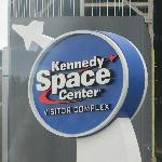 Entrance to Kennedy Space Centre