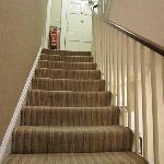 Stairwell_Rm 12 Door
