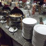 Breakfast Buffet Spread (Main & Side Dishes)