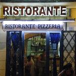 Ristorante around the corner - hotel location is perfect with neaby amenities