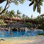 nice sunny pool