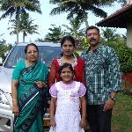 Khumaresh & Family
