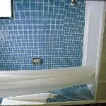 salle de bain ...et douche