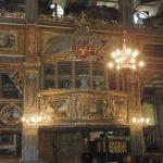 Kościół Pokoju Świdnica - Loża Hochbergów