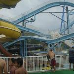 Some of the rides