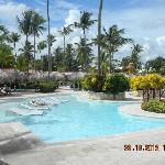 La piscina Samana