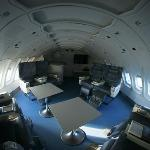 Lounge - cockpit suite