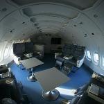 Lounge - cockpit suite