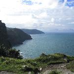 vista valley of rocks
