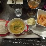 zuppa di Tofou