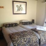 Bedroom #1 in Lion's Den Cabin