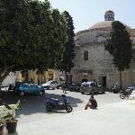 Great Hamam in Arionas Square