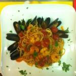 Specialita' della casa - Spaghetti allo scoglio