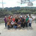 Grupo de compañeros de Clase Graduada TAM 73 de Yabucoa, PR