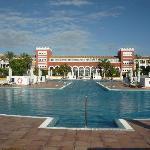 Vistas desde la piscina del Hotel
