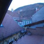 Terrace from bedroom in room 6