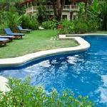 Main grounds swimming pool