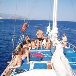Boat Cruise from Fethiye