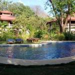 Main grounds pool