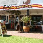 Café Olé in Hohwacht