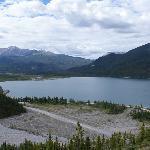 Muncho Lake Campground