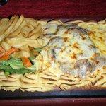 Plank Steak