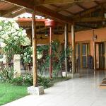 The club house - Wifi, Sky TV, dining area, activities