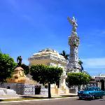 Colon Cemetery, Havana Vedado, Cuba.