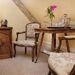 Monet sitting room