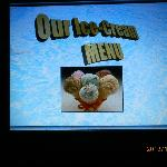 Ice cream notice