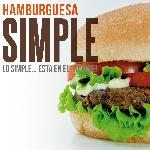 Hamburguesa Simple