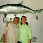 Tarpon, Capt. Miles, & birthday girl