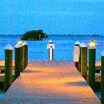 Tarpon Lodge marina