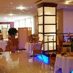 Restaurant und Frühstückzimmer
