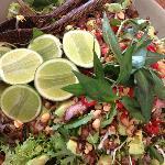 Awesome fresh salads