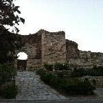 Basilica of St. John ruins