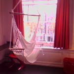 Chaise Hamac <3 chambre 31